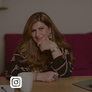 Instagram de Cristina Marques